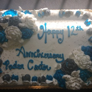 12th Pastoral Anniversary
